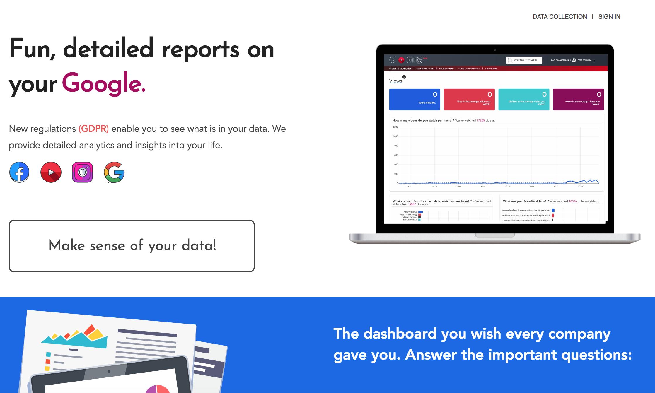 Hey.ai Launches Personal Analytics Platform