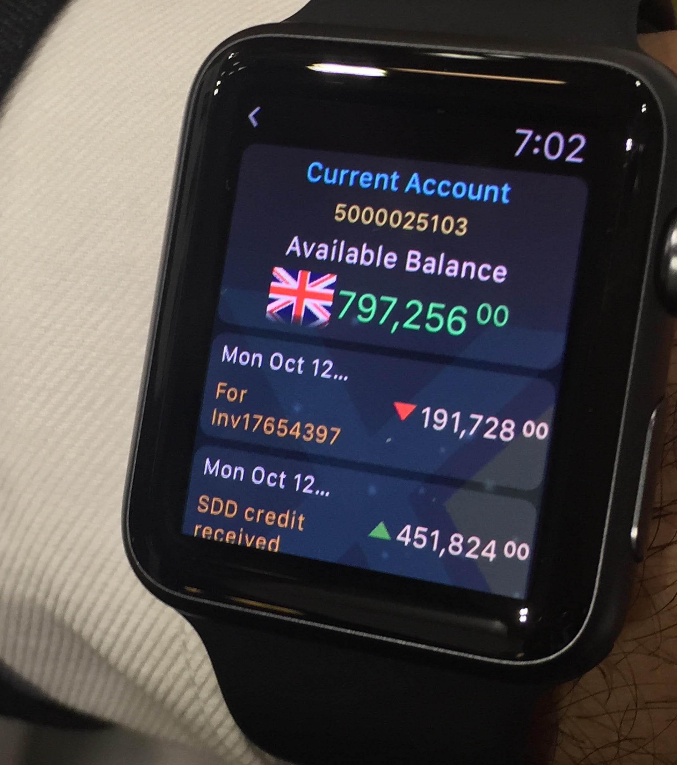 iGTB announces launch of Release 16 at SIBOS 2015, including Apple Watch support and A.I. KYC
