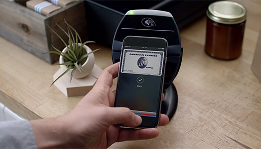 American Express Offers Apple Pay for UK Corporate Cardmembers