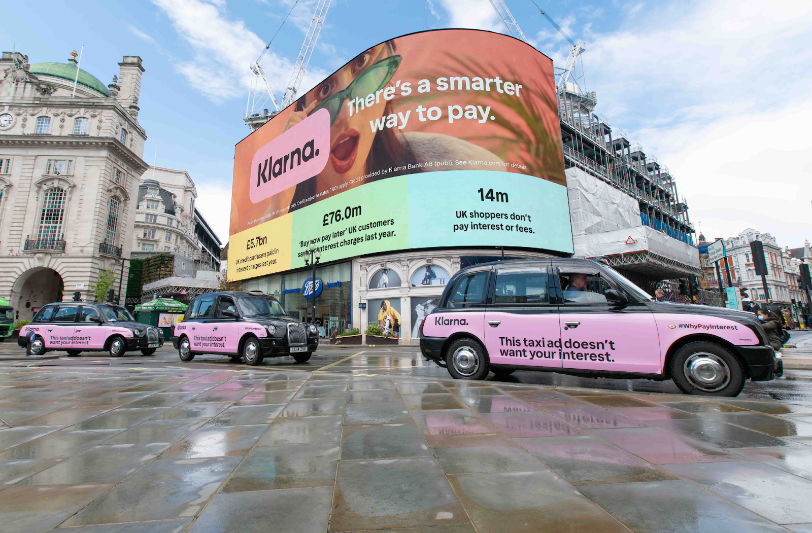 Klarna Launches #WhyPayInterest Campaign, Highlighting Britain's Broken Credit Model