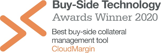 CloudMargin Wins Fifth Award for Best Buy-Side Collateral Management Tool