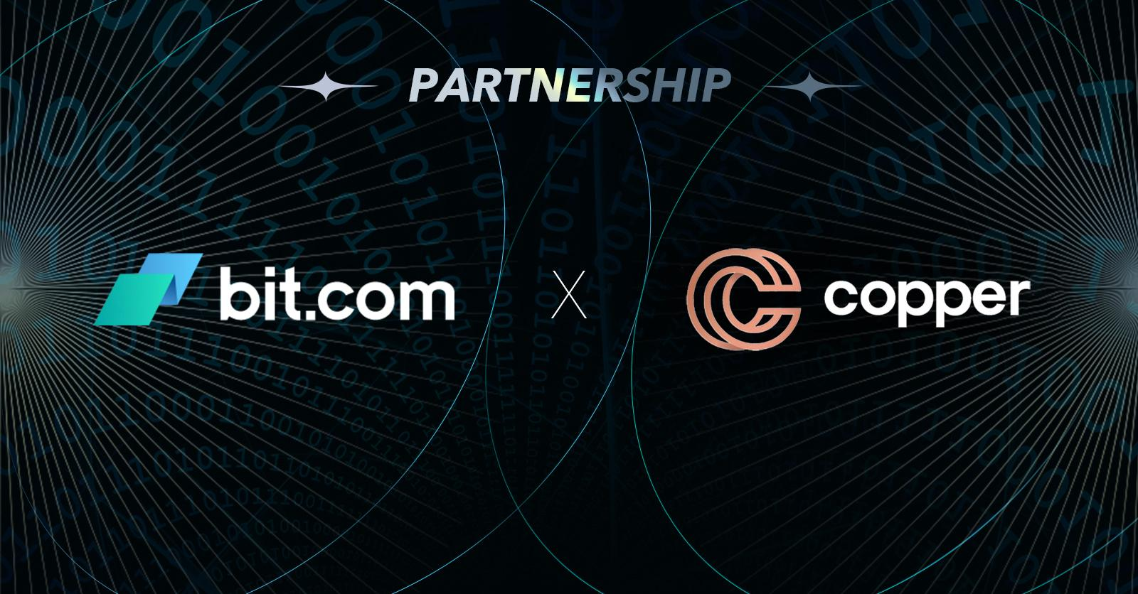 Bit.com Integrates with Copper ClearLoop to Offer Instant Access and Zero Counterparty Risk Off-Exchange Settlement