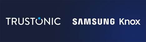 Trustonic forms a global partnership with Samsung to provide class leading device security for mobile operators