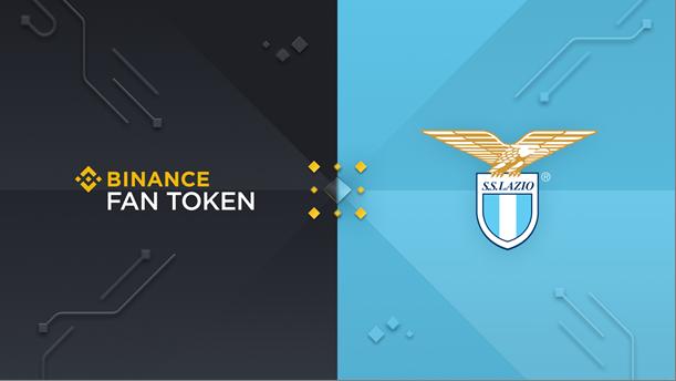 Binance becomes Main Jersey Sponsor for S.S. Lazio to Kick Off the Binance Fan Token Platform