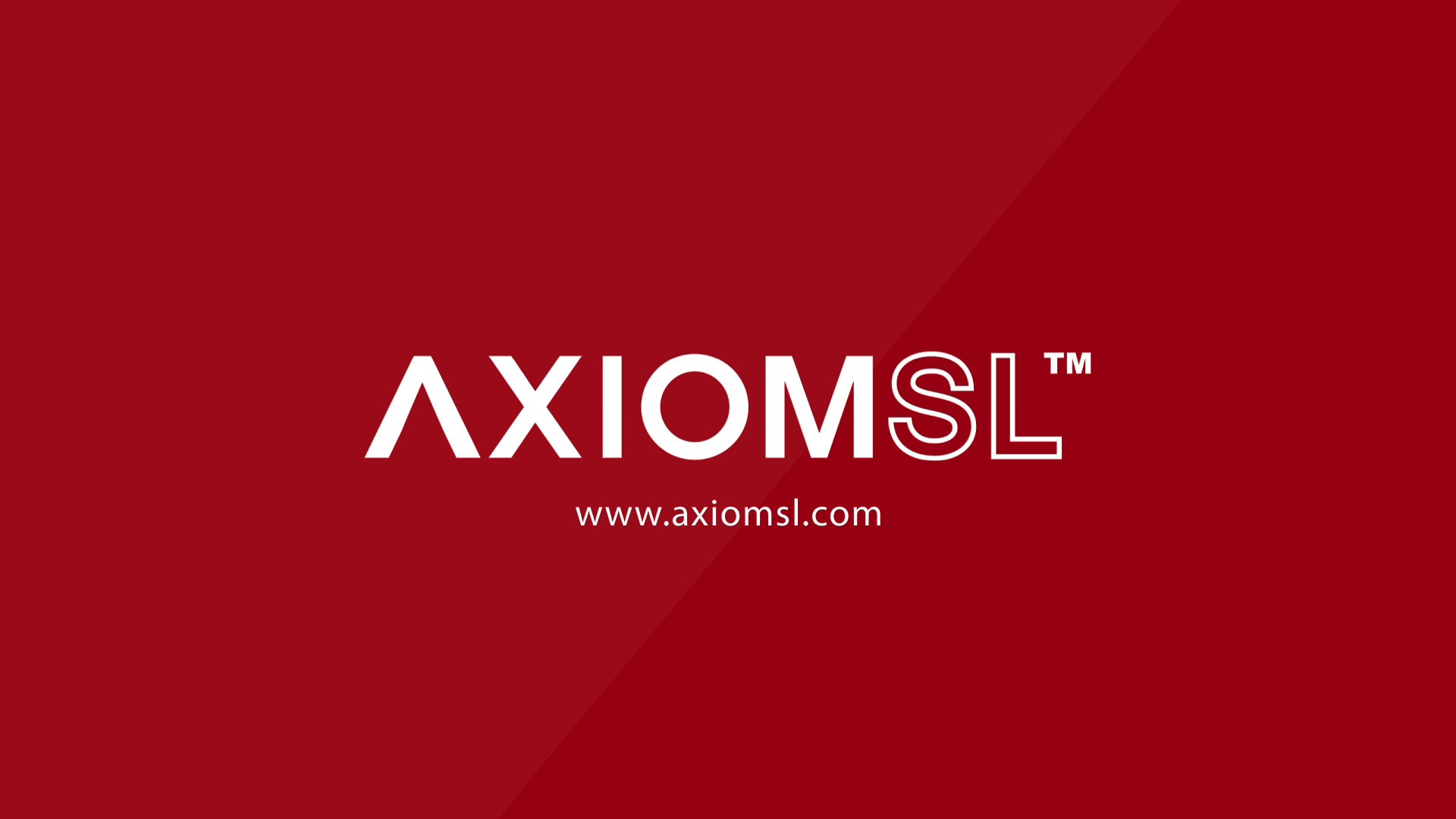 AxiomSL Launches Environmental, Social and Governance (ESG) Solution to Automate Sustainability and Social Impact Reporting