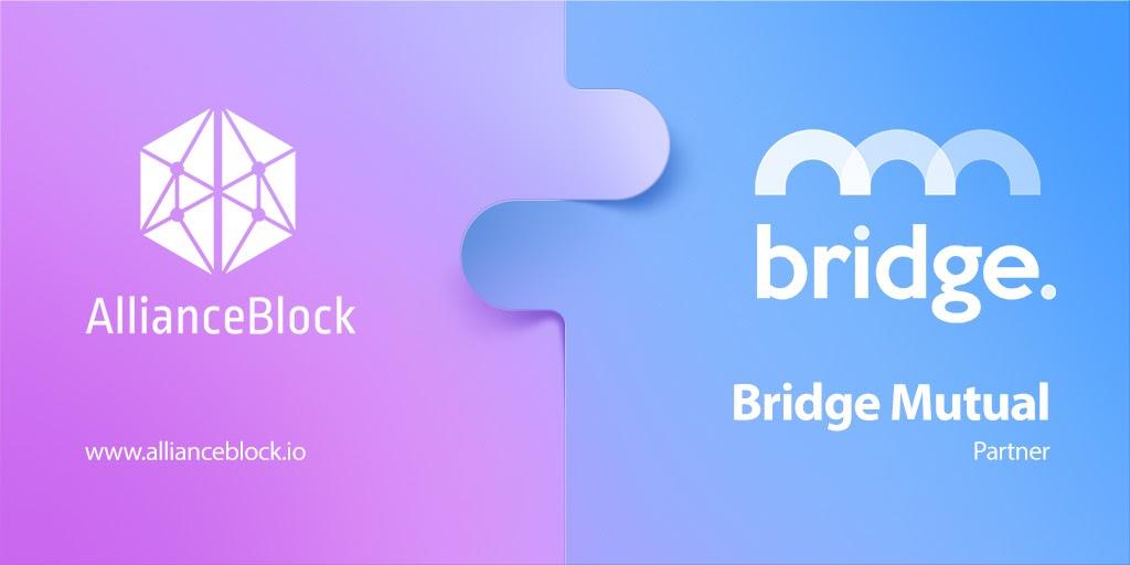 Bridge Mutual and AllianceBlock Partner to Provide Compliant Coverage to DeFi