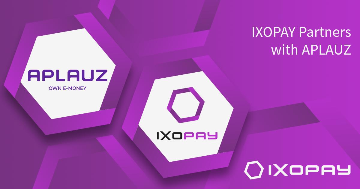 IXOPAY Partners with Aplauz