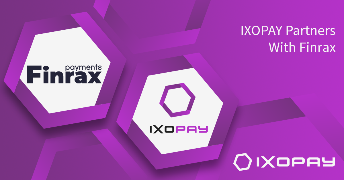IXOPAY and Finrax Take the CRYPTIC out of CRYPTO