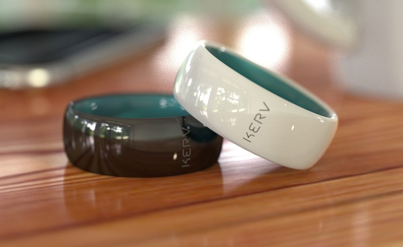 Kerv to Launch First Contactless Payment Ring