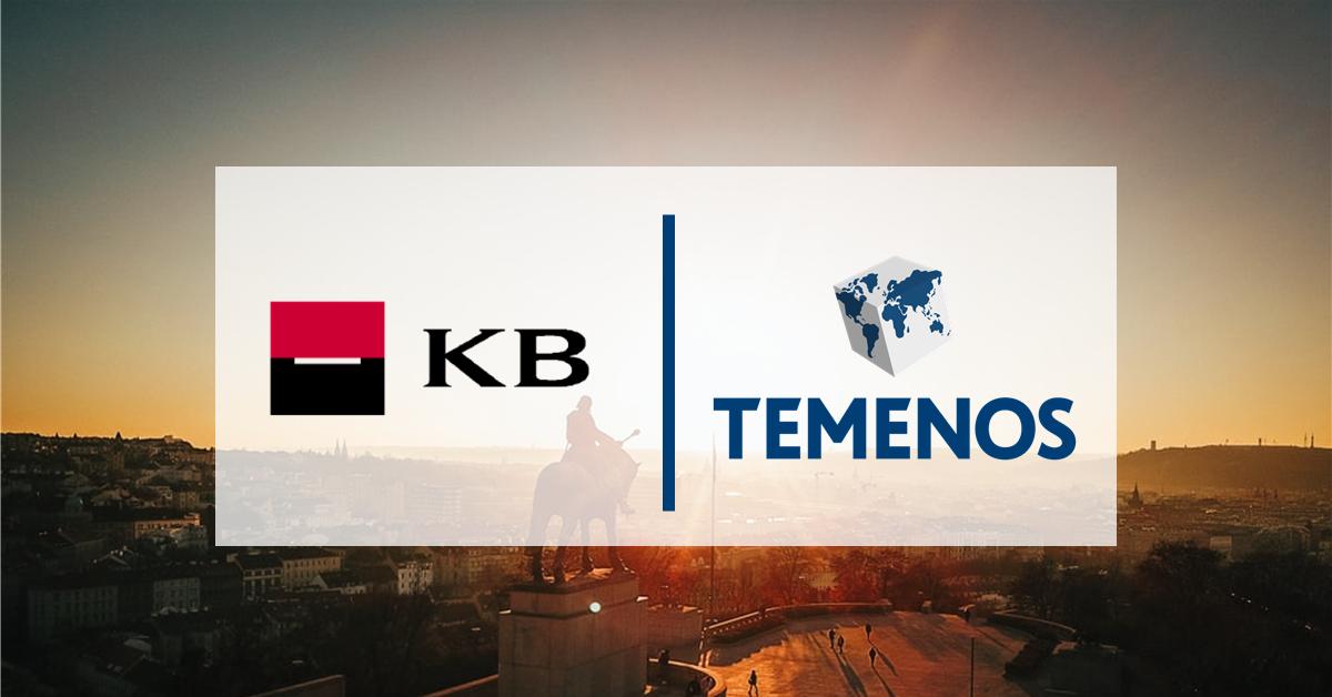 Komerční Banka Selects Temenos to Reinforce its Leadership in Digital Banking in Czech Republic