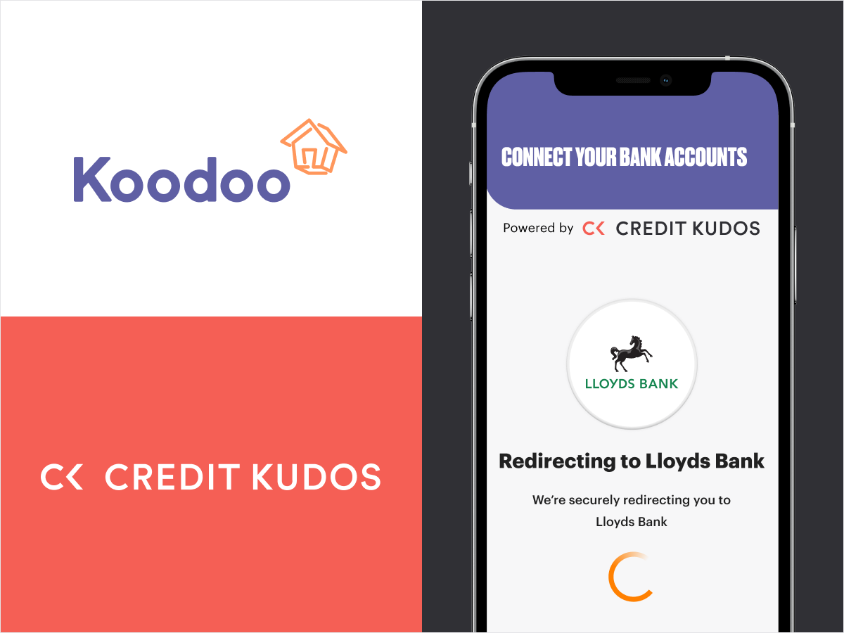 Koodoo and Credit Kudos to Deliver Digital Mortgage Applications Through Open Banking