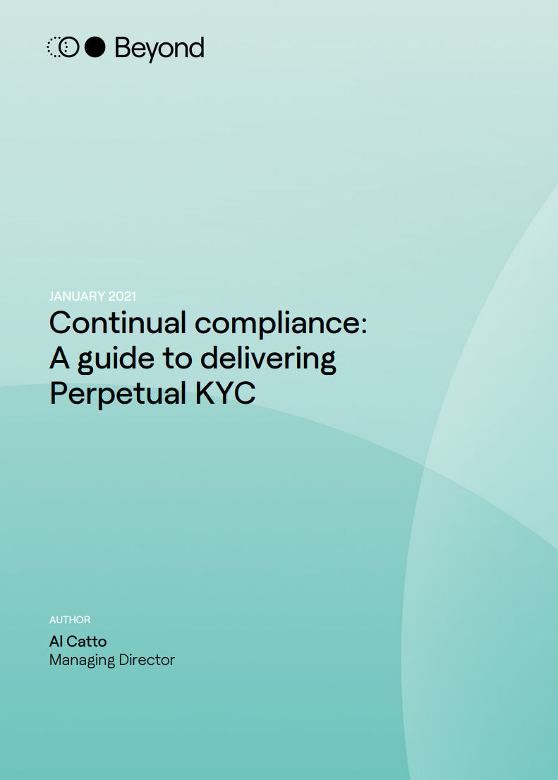 How to drive the adoption of Perpetual KYC
