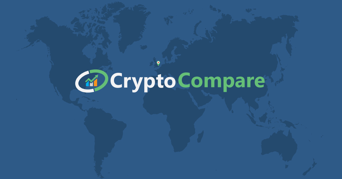 CryptoCompare Launches Real-time Order Book Feed