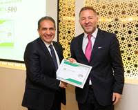 Group Chairman & CEO of Path Solutions ranked among the Top 50 Global Leaders of the Islamic Economy