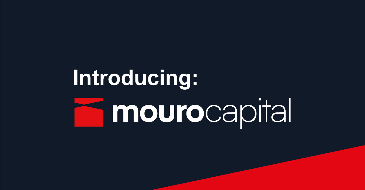 Mouro Capital Leads $26M Financing Round in Uncapped, First Announced Investment Since Recent Launch