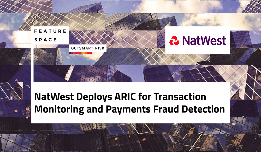 NatWest to Strengthen Payments Fraud Detection with Featurespace