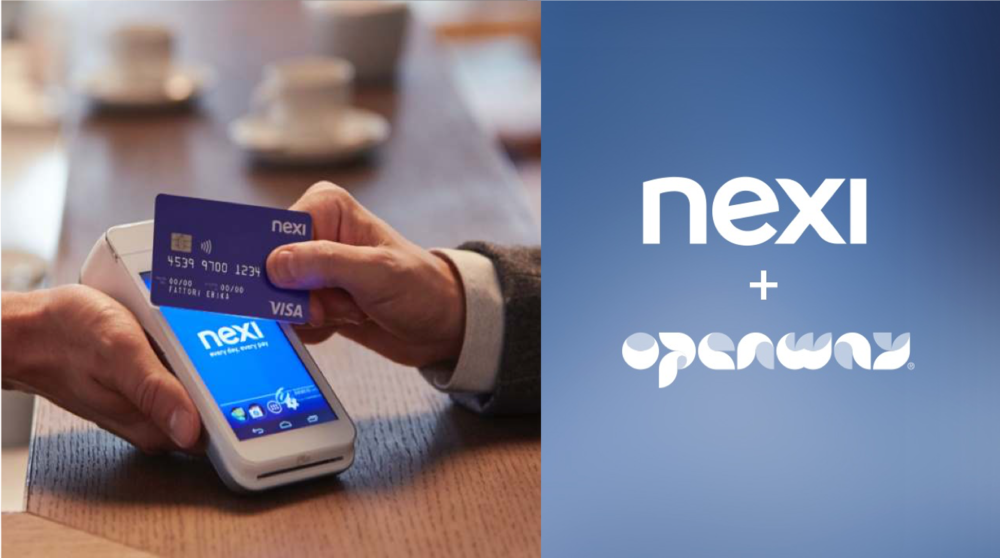 Nexi Transforms Its Merchant Acquiring Business With OpenWay's Way4 Platform