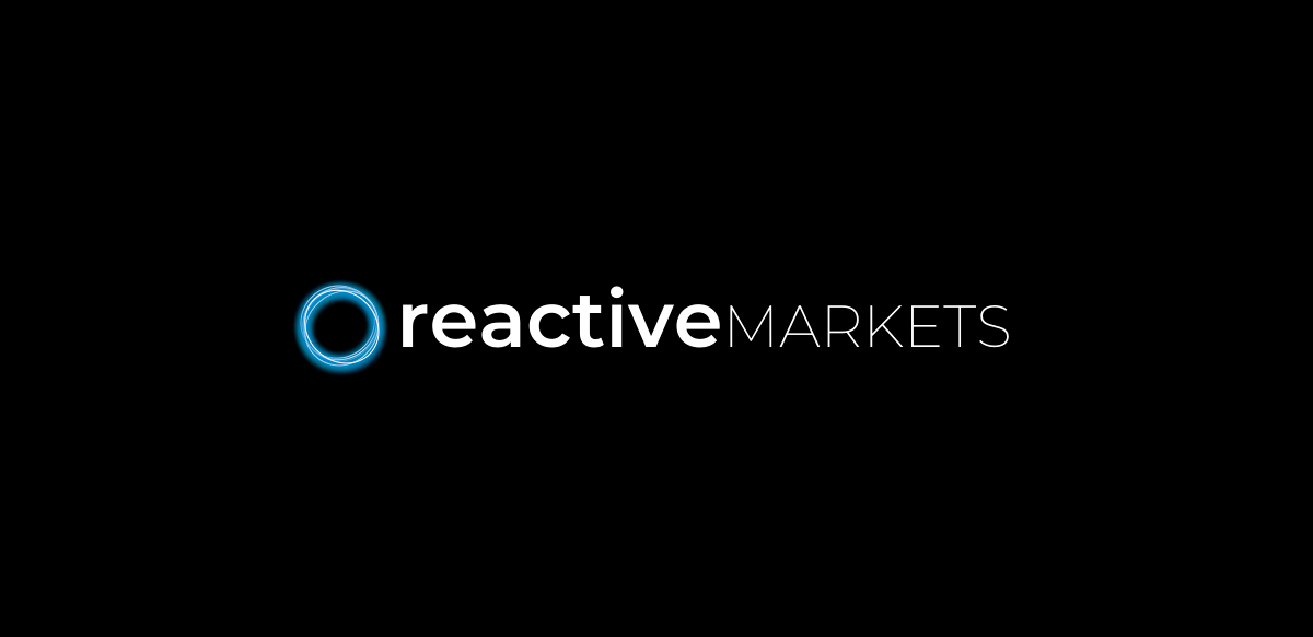 Reactive Markets Launches Switchboard for Cryptocurrency Trading Partnering with Five Leading Liquidity Providers