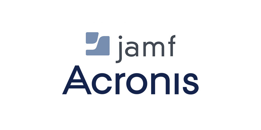 Acronis Integrates with Jamf, Expanding Support for Service Providers Handling macOS Clients