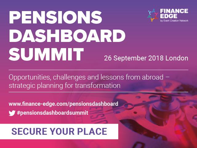 Pensions Dashboard Summit 2018