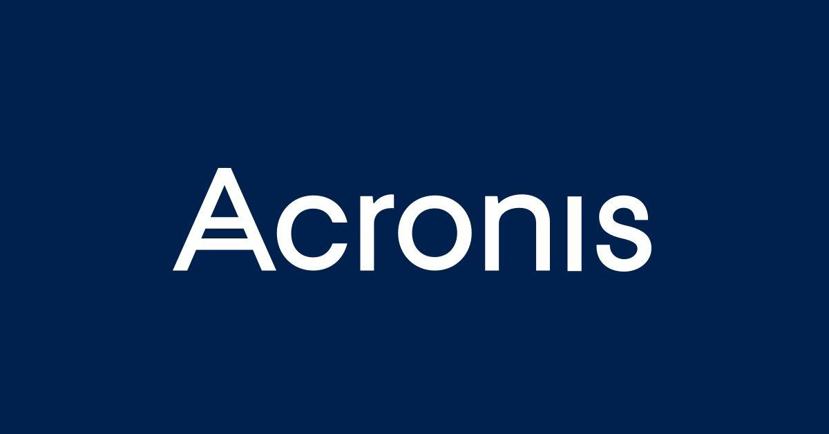 """Acronis Cyber Protect Cloud: a """"Vaccine"""" Option for Cyber Threats"""