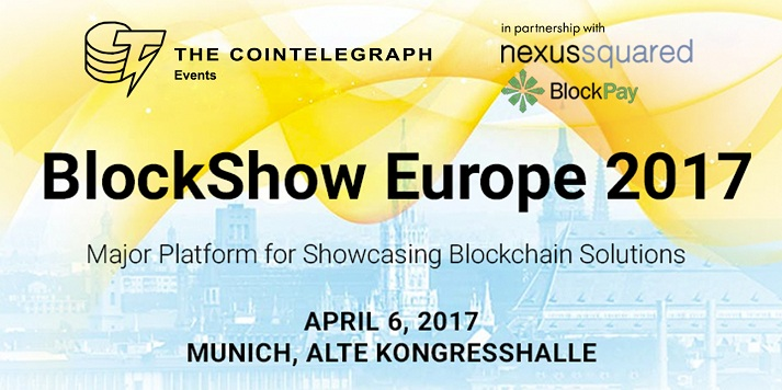 BlockShow 2017: Blockchain Revolution Goes to Europe