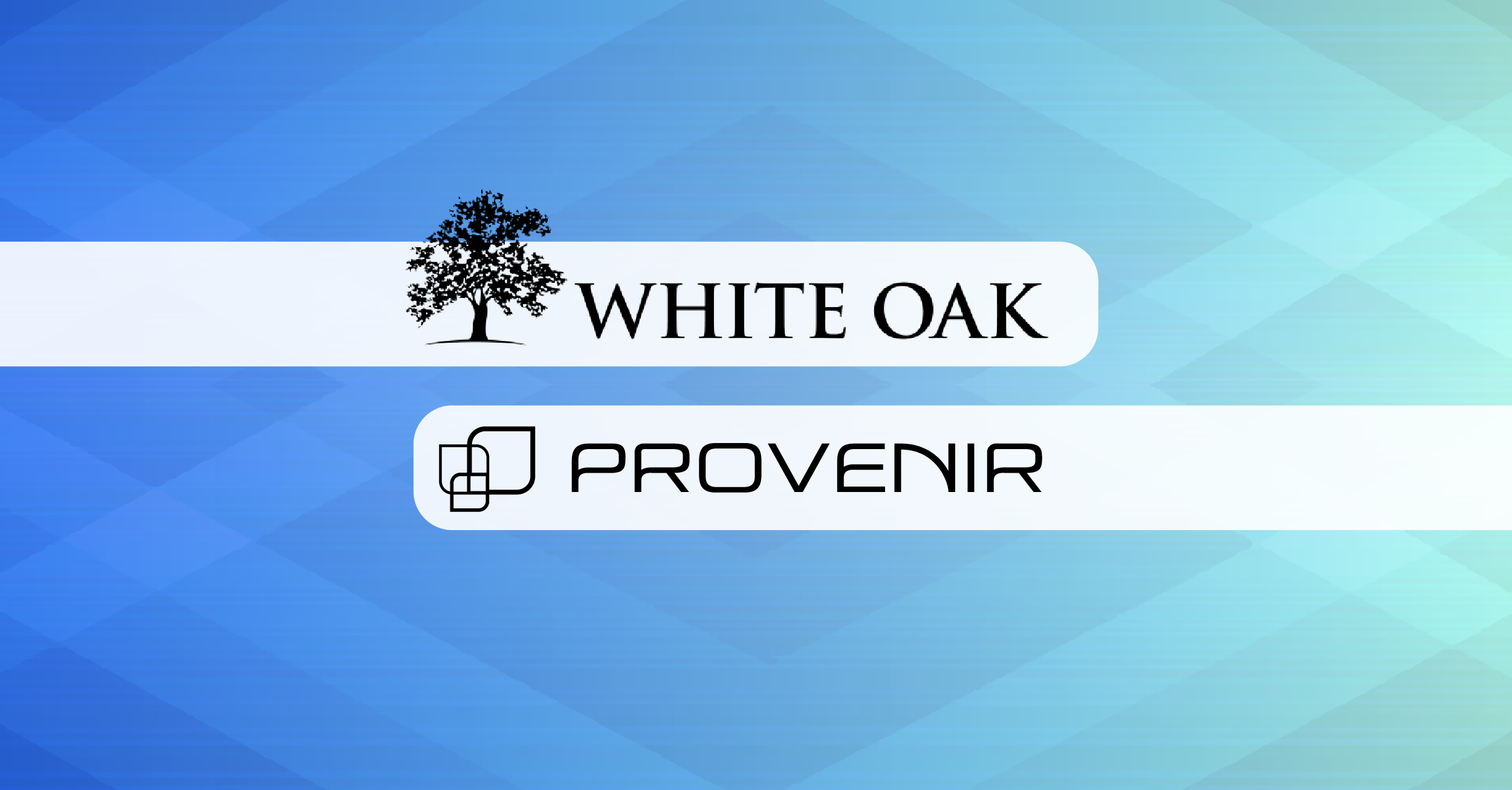 White Oak Selects Provenir Cloud to Power Business Lending