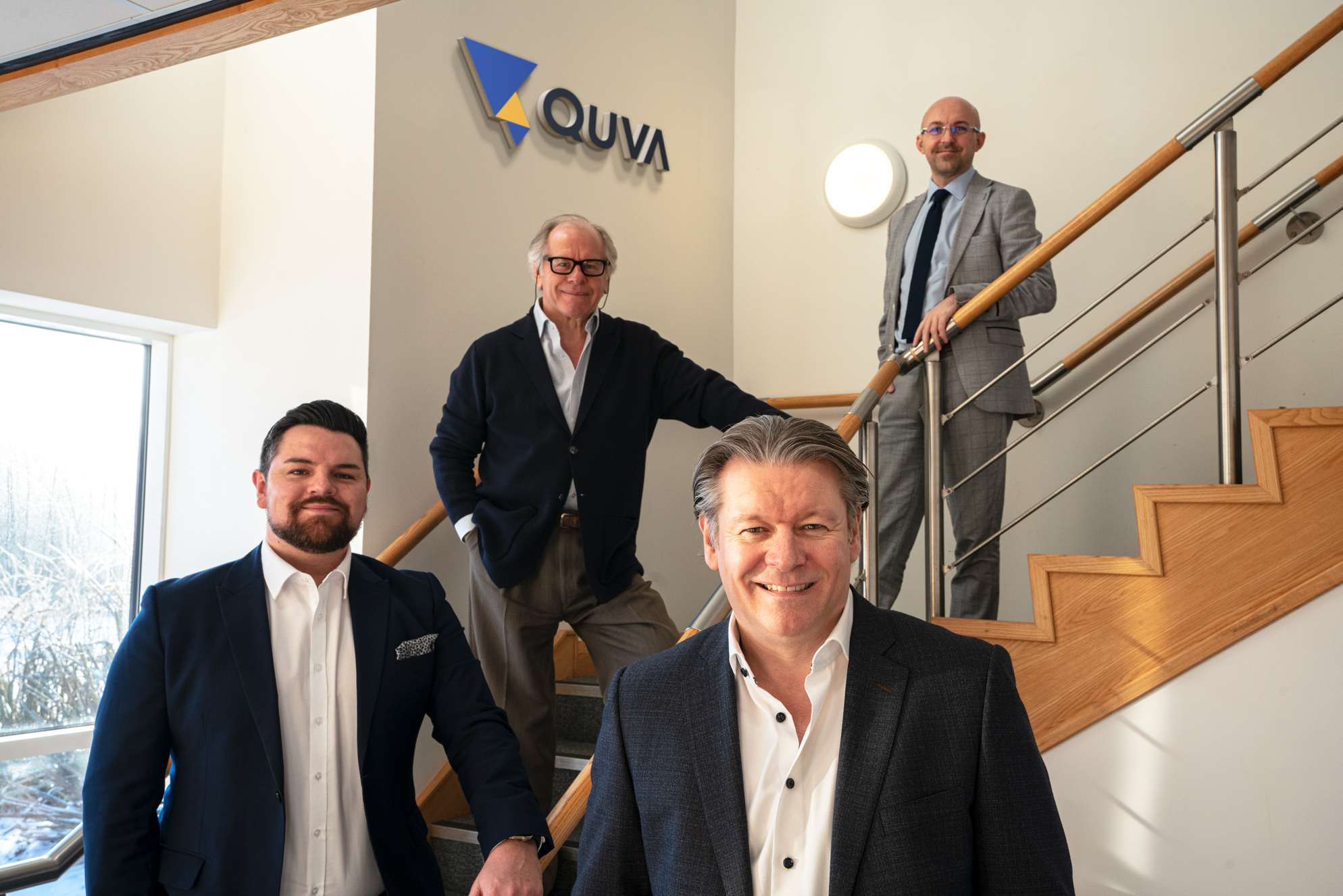 New Fintech Platform Quva Launches to Transform Investment Sector