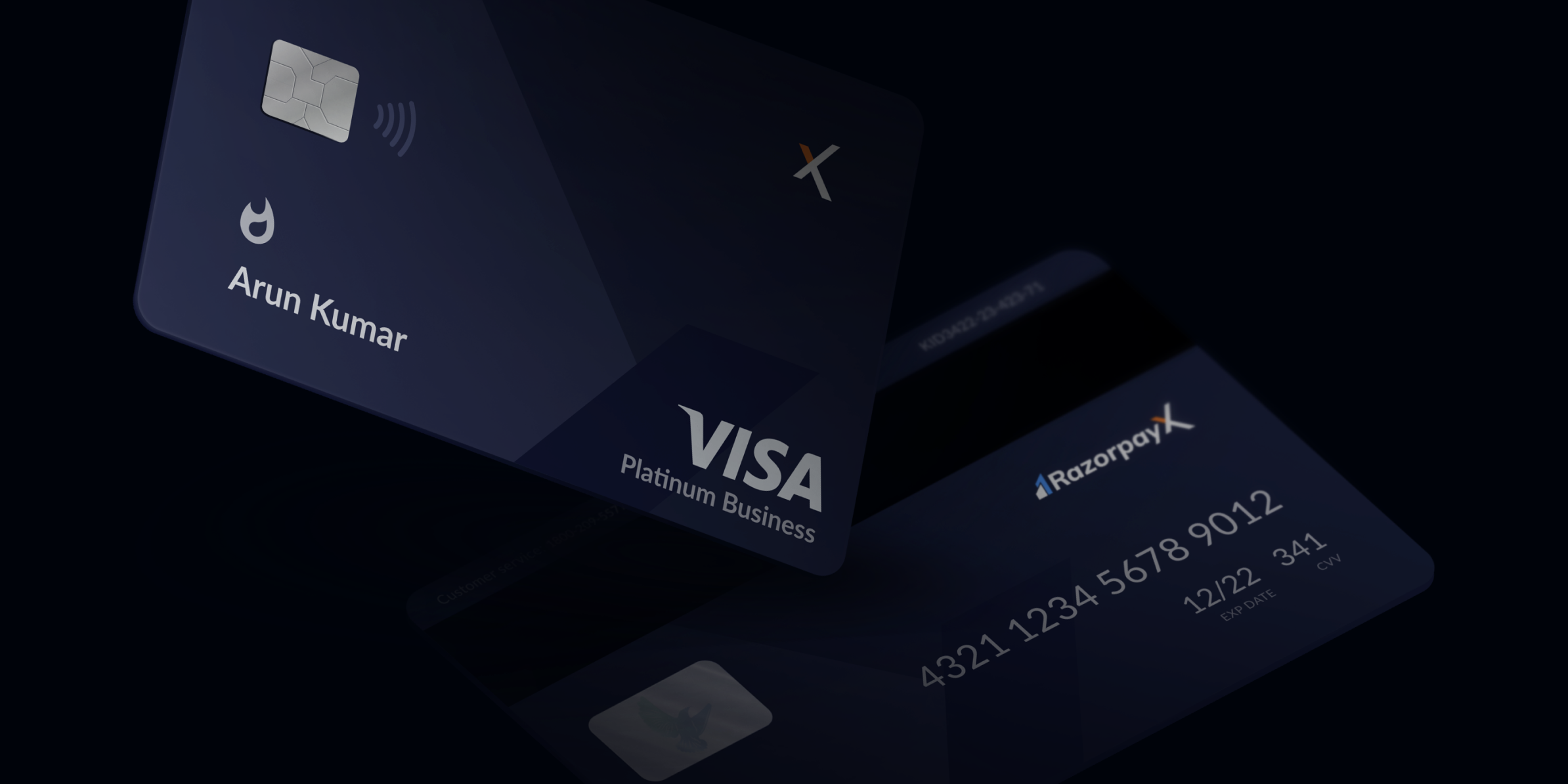RazorpayX Partners with Visa to Launch Corporate Cards to Help SMEs Weather Covid-19