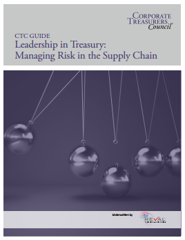 Leadership in Treasury: Managing Risk in the Supply Chain
