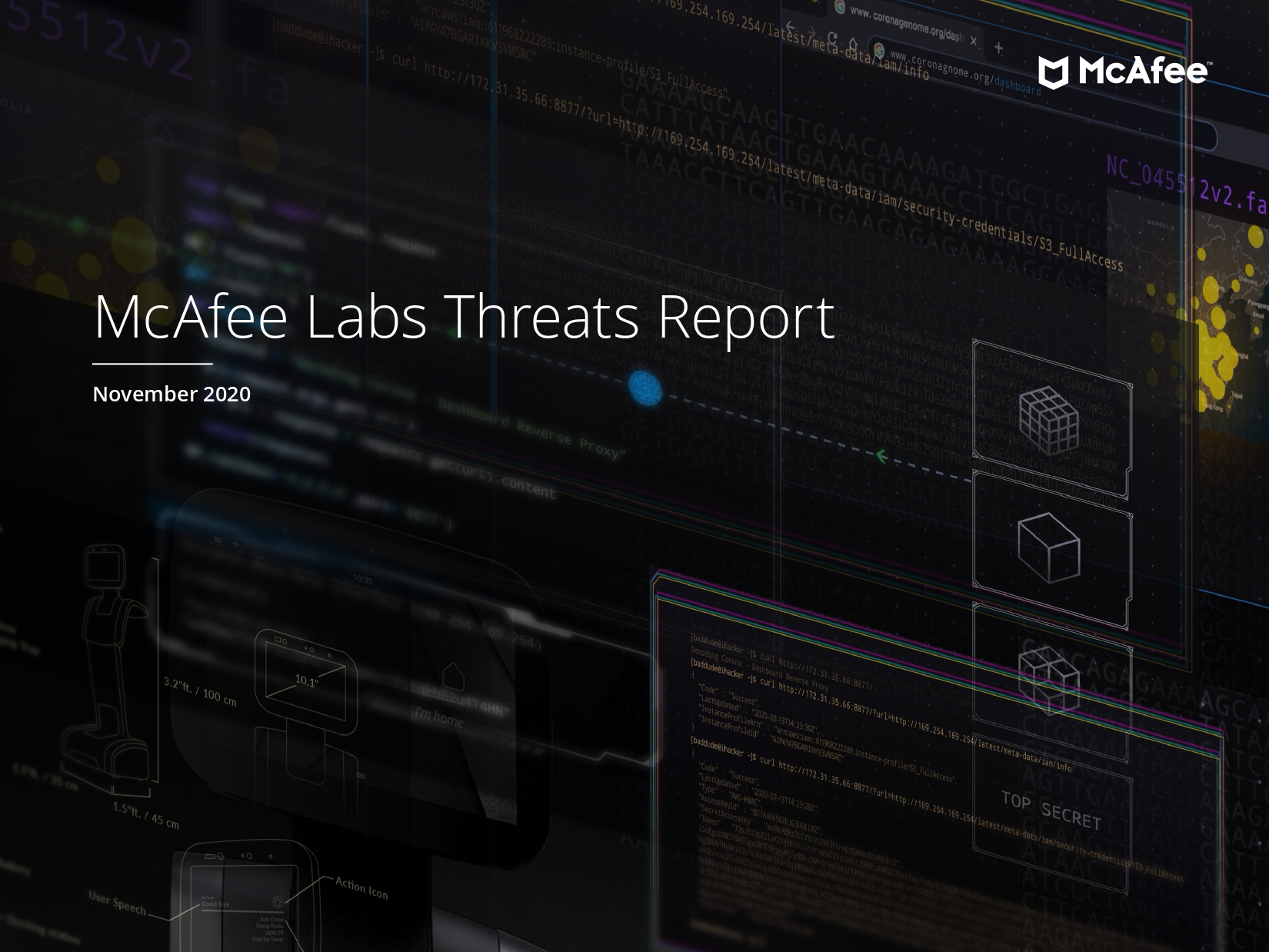 McAfee Sees COVID-19-Themed Threats and Powershell Malware Surge in Q2 2020