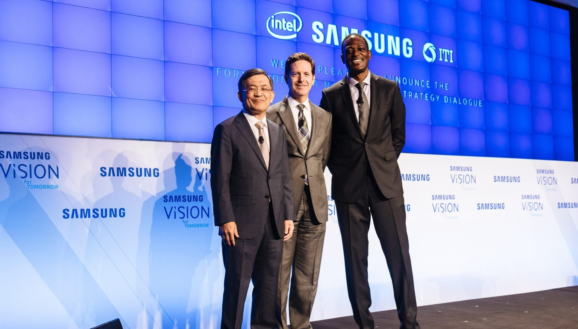 Intel and Samsung Form National IoT Strategy Dialogue