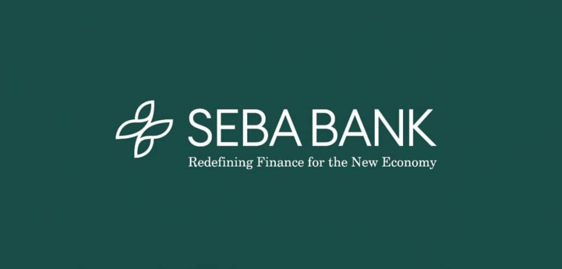 SEBA Bank Launches SEBA Earn to Enable Institutional Access to Crypto Earning Economy