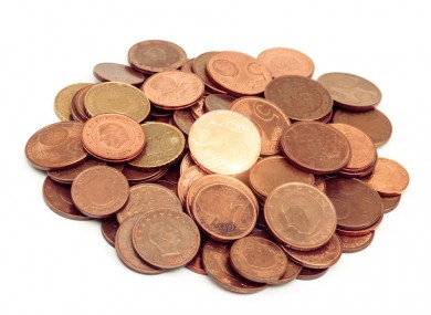 Ireland To Cancel 1c and 2c coins