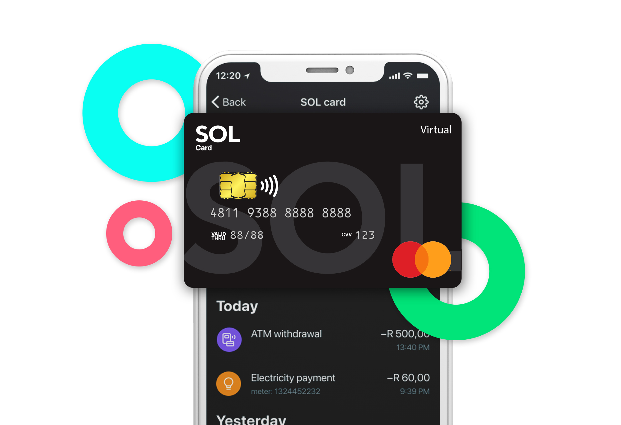 Fintech Startup SOL Announces Rebrand with Exciting New Virtual Card Offering