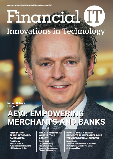 Financial IT Special Money 20/20 Issue-June 2017