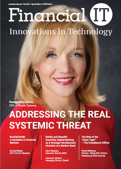 Financial IT Special Sibos & GTDW Issue 2015