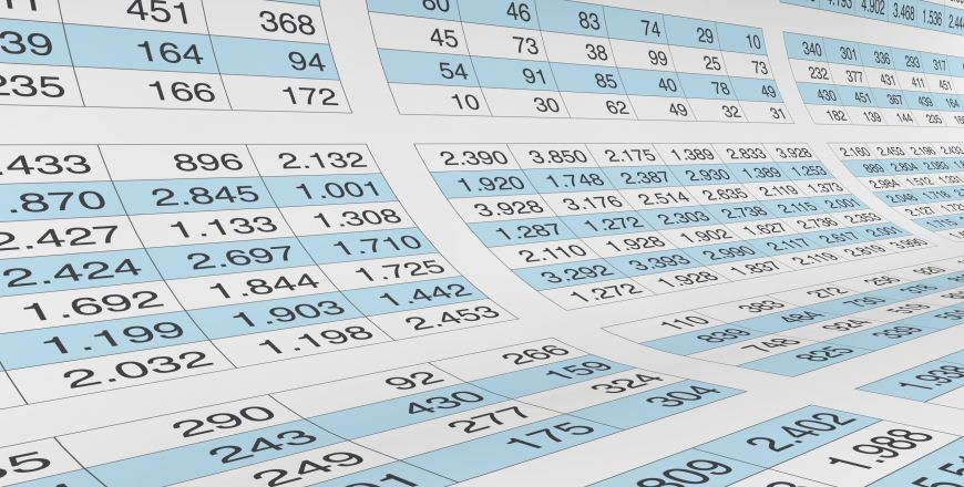 Accountants Warn On The Rise Of Spreadsheet Risk
