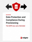 New whitepaper from Redgate Software unpicks US legislation for data professionals