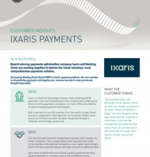 Award-winning payments optimisation company Ixaris and Banking Circle are working together to deliver the travel industry's most comprehensive payments solution.