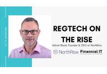 Financial IT interview with Adrian Black. Founder & CEO at NorthRow