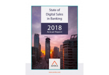 State of Digital Sales in Banking in 2018