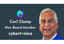 Carl Clump, Founder of Retail Decisions PLC and Pioneer in Payment Fraud Prevention, Joins Cybertonica's Board to Support Global Growth