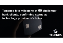 Temenos Hits Milestone of 60 Challenger Bank Clients,...