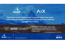 AlgoTrader and AiX Trade Partner to Provide Instant...