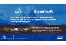 AlgoTrader and Blockfills Partner to Deepen Crypto and...