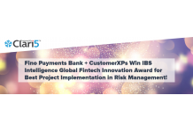 Fino Payments Bank & CustomerXPs Win IBS...