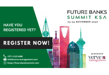 Last Chance to Register for Future Bank Summit KSA!