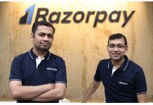 Razorpay Raises $160 Mn led by Sequoia Capital and GIC...