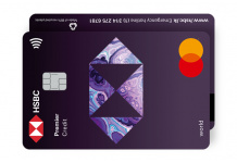 HSBC Switches to Recycled Plastic Payment Cards